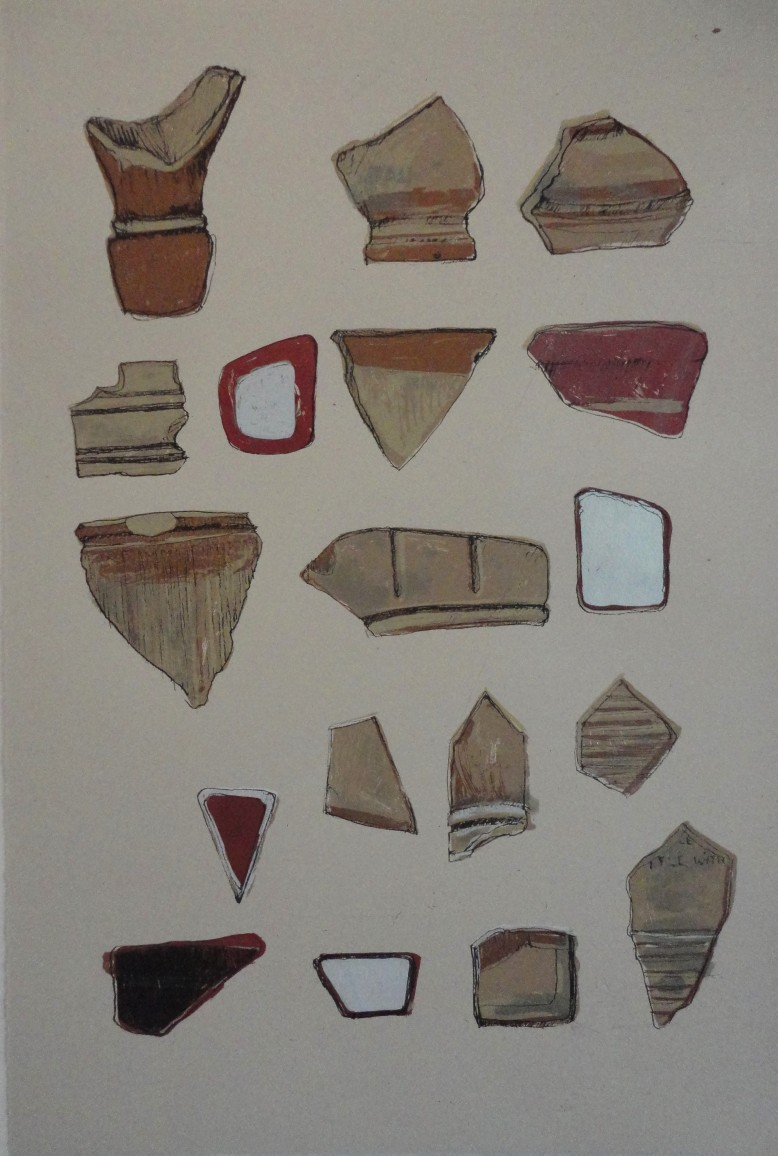 Sea Fragments Buchan Pottery