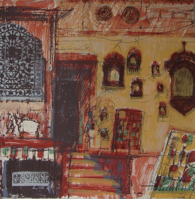 The Frame Stall, Jaisalmer